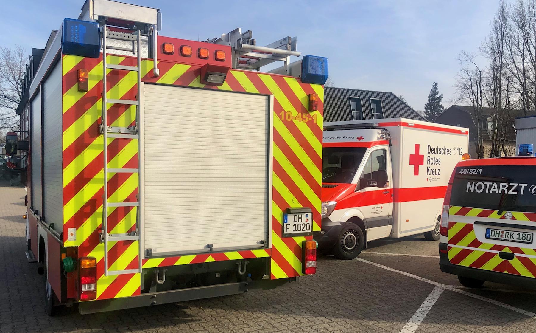 Technische Hilfeleistung - Personenrettung