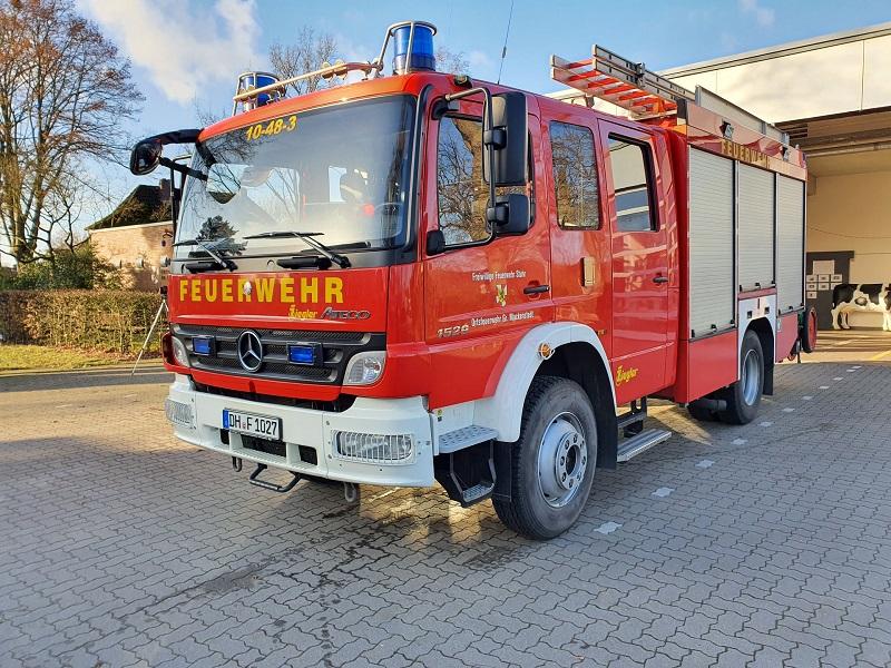HLF 20/16 Groß Mackenstedt