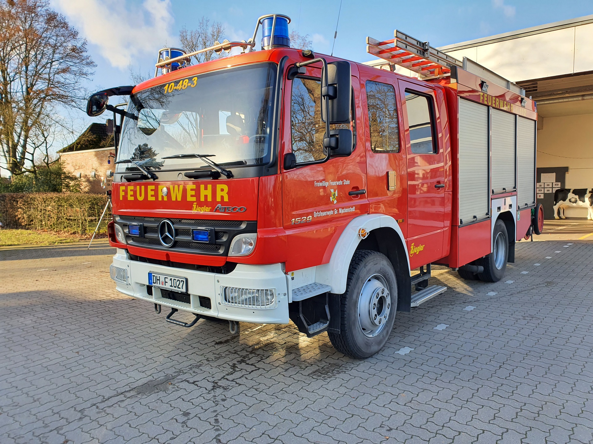Brandeinsatz - PKW - Brand