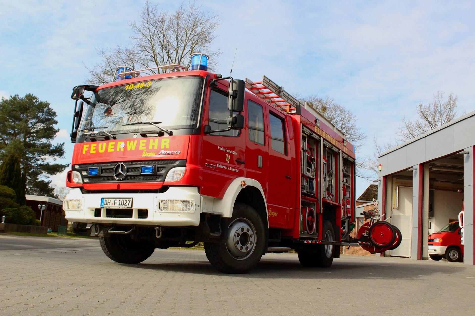 Brandeinsatz - Brandmeldeanlage